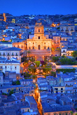 IT10226 Cathedral of San Giorgio, Modica, Sicily, Italy