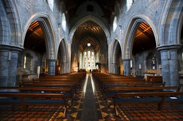 HMS0297856 Republic of Ireland, Kilkenny County, South Coast, Kilkenny, Saint Canice Cathedral