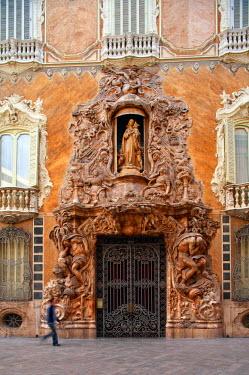 HMS0177405 Spain, Valencia, Palace of the Marquis de Dos Aguas, ceramics museum