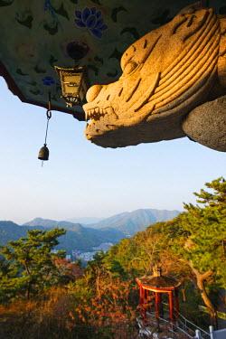 SKO0133 Asia, Republic of Korea, South Korea, Busan, Seokbulsa temple