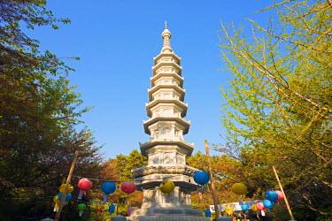 SKO0150 Asia, Republic of Korea, South Korea, Busan, Haedong Yonggungsa temple