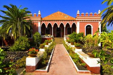 HMS0202961 Spain, Canary Islands, Lanzarote Island, Yaiza, Rural Finca de las Salinas Hotel