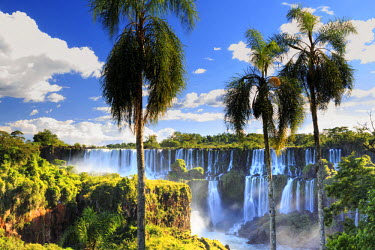 AR02405 Argentina, Iguazu Falls National Park, (UNESCO Site)