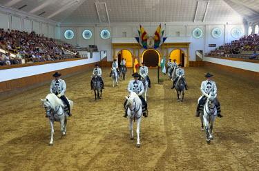 HMS0495997 Spain, Andalusia, Jerez de la Frontera, royal Andalusian school of equestrian art (Real Escuela Andaluza del Arte Ecuestre)