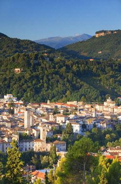 ITA3303AW View of Ascoli Piceno, Le Marche, Italy