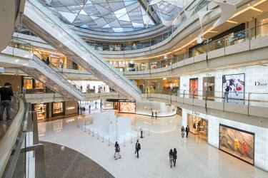 CN03229 IFC Shopping Mall, Lujiazui, Pudong, Shanghai, China