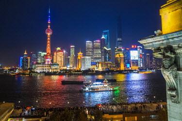 CN03342 Bar Rouge, The Bund, Shanghai, China