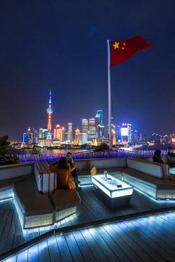 CN03343 Bar Rouge, The Bund, Shanghai, China