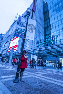CN03431 Raffles City Shopping Mall, People's Square, Shanghai, China