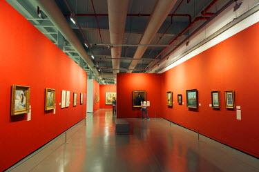 HMS0531142 Turkey, Istanbul, Beyoglu, Karakoy District, the Modern Art Museum (Istanbul Modern)