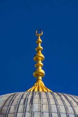 TK230RF Turkey, Istanbul, Sultanahmet, The Blue Mosque (Sultan Ahmed Mosque or Sultan Ahmet Camii)
