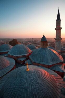 HMS1327094 Turkey, European Side, Trakia Region, Edirne, Eski Cami, The Old Mosque