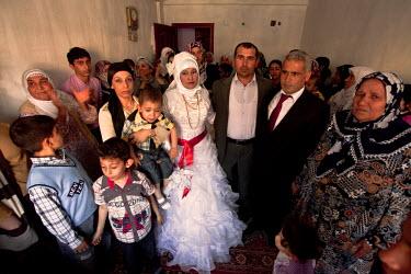 HMS1327296 Turkey, South Eastern Anatolia, Mardin, Turkish-Kurdish wedding