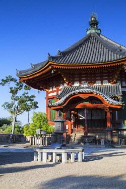 JAP0718AW Pagoda at Kofuku-ji Temple (UNESCO World Heritage Site), Nara, Kansai, Japan