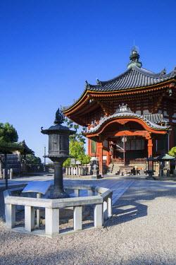 JAP0721AW Pagoda at Kofuku-ji Temple (UNESCO World Heritage Site), Nara, Kansai, Japan