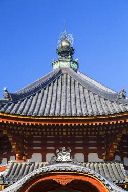 JAP0722AW Pagoda at Kofuku-ji Temple (UNESCO World Heritage Site), Nara, Kansai, Japan
