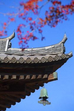 JAP0769AW Toshodaiji Temple (UNESCO World Heritage Site), Nara, Kansai, Japan