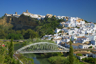 SPA6334AW Arcos de la Frontera, Costa de la Luz, Andalusia, Spain