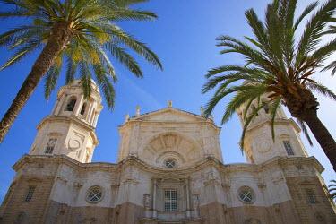 SPA6315AW New Cathedral, Cadiz, Costa de la Luz, Andalusia, Spain