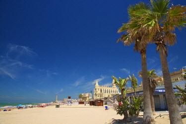 SPA6326AW Beach of Chipiona, Costa de la Luz, Andalusia, Spain