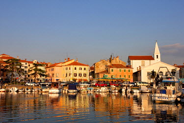 HMS0253821 Slovenia, Adriatic coast, Izola (Isola) seaside resort