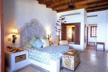 HMS0128072 Mexico, Baja California Sur State, Los Cabos, San Jose del Cabo village, Las Ventanas del Paradiso Hotel, suite
