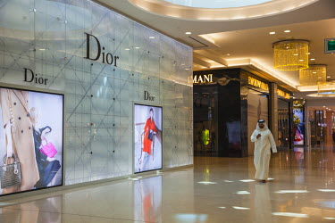 UE04099 Bahrain, Manama, Moda Mall - a premium high-end luxury shopping mall located on the Ground Floor of the Bahrain World Trade Center