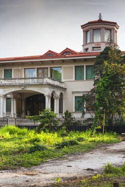 RM01356 Romania, Bucharest, former residence of Romanian Dictator Nicolae Ceausescu