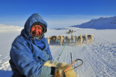 GRN1212AW Dogsled tour to Ilulissat, Greenland