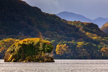 IRL0285 Muckross Lake and Killarney National Park, Muckross, Co.Kerry, Ireland.