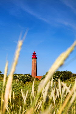 Lighthouse, Flügge, Fehmarn island, Baltic coast, Schleswig-Holstein, Germany