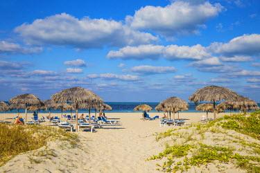 CB02357 Cuba, Varadero, Varadero beach