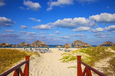 CB02358 Cuba, Varadero, Varadero beach