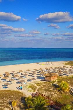 CB02361 Cuba, Varadero, Varadero beach