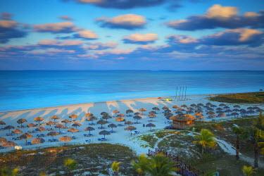 CB02362 Cuba, Varadero, Varadero beach