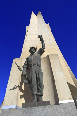 AG01006 The Monument of the Martyrs (Maquam E�chahid) (1982), Algiers, Algiers Province, Algeria