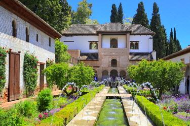 ES07072 Alhambra, Granada, Andalusia, Spain