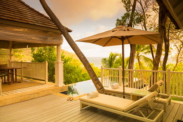 SC01317 Pool Villa, Banyan Tree Resort, Mahe, Seychelles