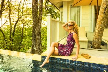 SC01321 Pool Villa, Banyan Tree Resort, Mahe, Seychelles