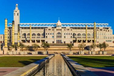 SPA6455AW Estadi Olimpic Lluis Companys or Olympic Stadium, Barcelona, Catalonia, Spain