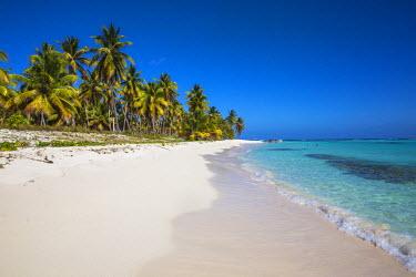 DM01392 Dominican Republic, Punta Cana, Parque Nacional del Este, Saona Island, Canto de la Playa