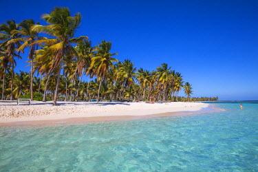DM01394 Dominican Republic, Punta Cana, Parque Nacional del Este, Saona Island, Canto de la Playa