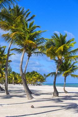 DM01437 Dominican Republic, Punta Cana, Cap Cana, Juanillo Beach