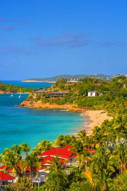 AB01090 Caribbean, Antigua, Galley Bay, Galley Bay Beach