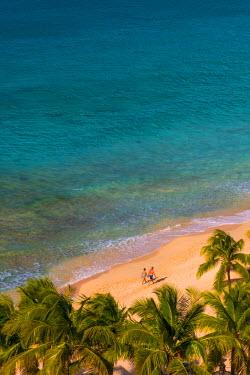 AB01097 Caribbean, Antigua, Galley Bay, Galley Bay Beach