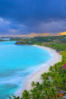 AB01100 Caribbean, Antigua, Galley Bay, Galley Bay Beach