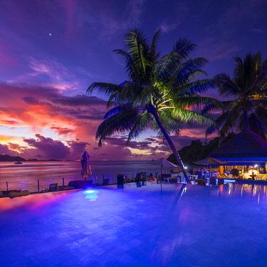 SC01391 Le Domaine de l'Orangeraie hotel, La Digue, Seychelles