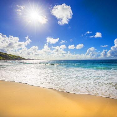 SC01476 Grand Anse beach, La Digue, Seychelles