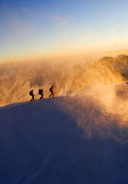AR3169400022 Mont Blanc ascension - Mont Blanc, Rhone Alpes, France