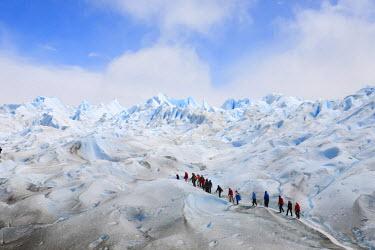 HMS0546943 Argentina, Patagonia, Santa Cruz province, Los Glaciares national park, listed as World Heritage by UNESCO, Perito Moreno glacier